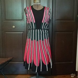 Missoni colorful sleeveless dress